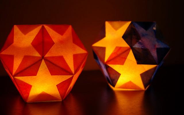 Favorito lanterna di carta – Scuola Steiner Lucca IH65
